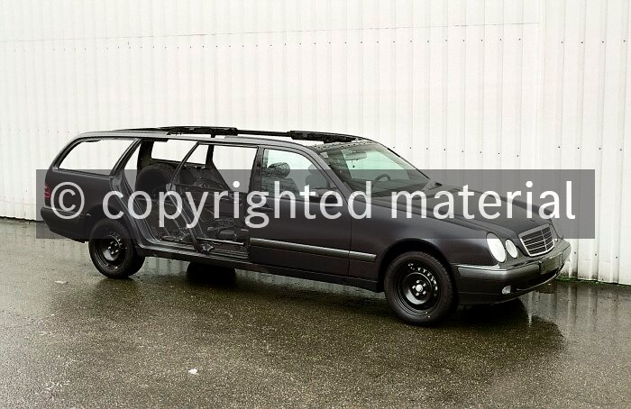 E 220 CDI long-wheelbase chassis / VF 210 DE 22 LA, since 1999