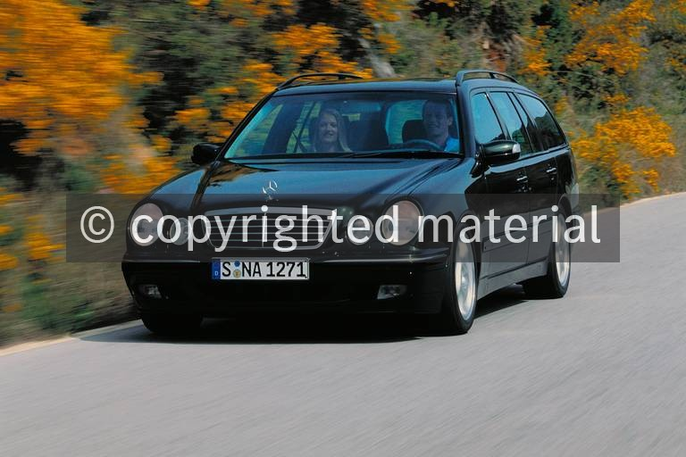 E 430 station wagon / S 210 E 43, 1999 - 2003