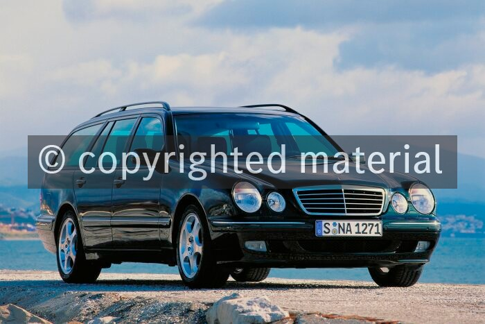 E 430 4MATIC station wagon / S 210 E 43 4-M, 1999 - 2003