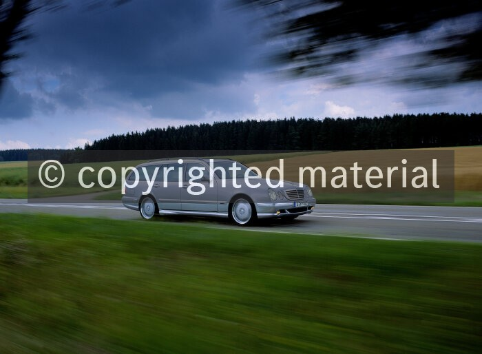 E 55 AMG station wagon / S 210 E 55, 1999 - 2003