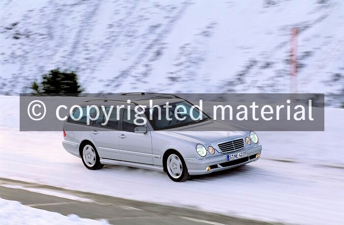 E 55 AMG 4MATIC station wagon / S 210 E 55 4-M, 1999 - 2003