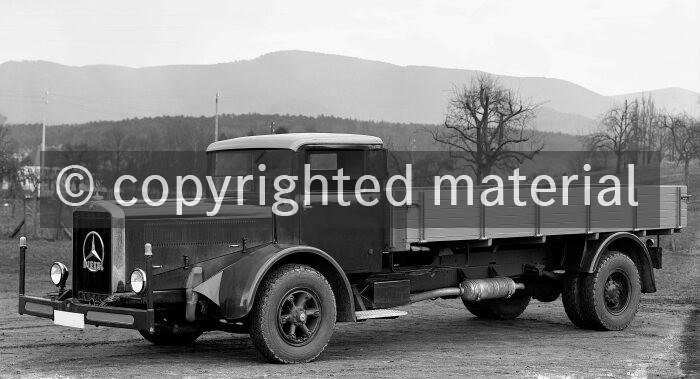 Mercedes benz schwerlastwagen typ l 6500 media database for Mercedes benz 6500
