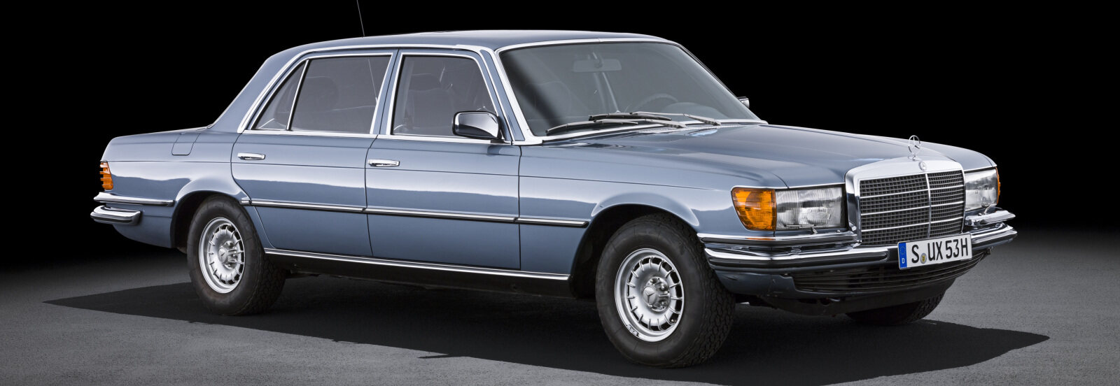 PKW4000000000 Mercedes-Benz, since 1946
