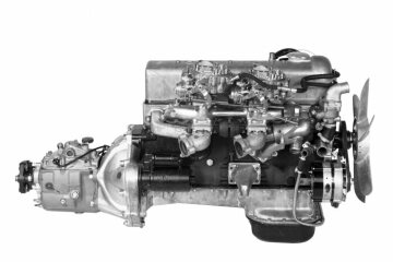 Mercedes-Benz 250 S W 108 Petrol engine M 108 I 1965 - 1969