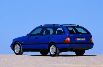 Mercedes-Benz C 180  estate, Esprit, 202 Series
