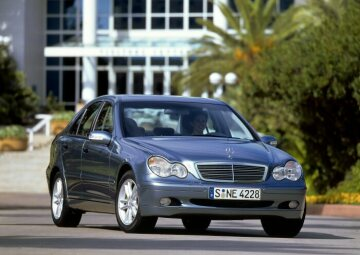 Mercedes-Benz C 180 203 series, Classic