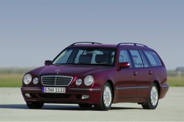 Mercedes-Benz E 220 CDI Station Wagon, 210 series