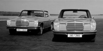Mercedes-Benz models 280, 280 E