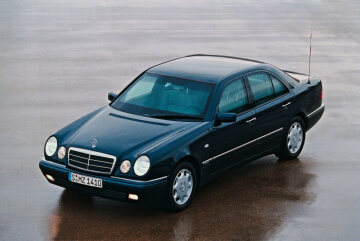 Mercedes-Benz E-Class Guard