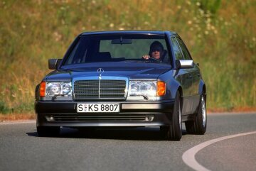 Mercedes-Benz Typ 500 E, 1990 - 1993