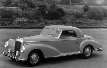 Mercedes-Benz Typ 300 S Coupé