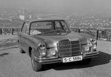 Mercedes-Benz 300 SEL 6.3 Liter, 109 series