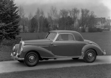 Mercedes-Benz Typ 220 Coupé, 1953-1955