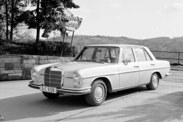 Mercedes-Benz 280 S and 280 SE from 1967