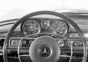 Mercedes-Benz 300 SEL 6.3 1967 - 1972 Armaturen
