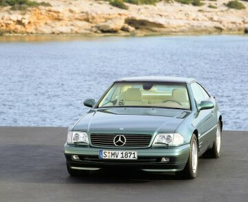 Mercedes-Benz 129-series SL Roadster