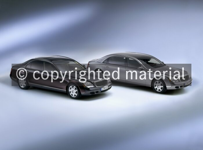 A2002F268 Maybach 57 und Maybach 62