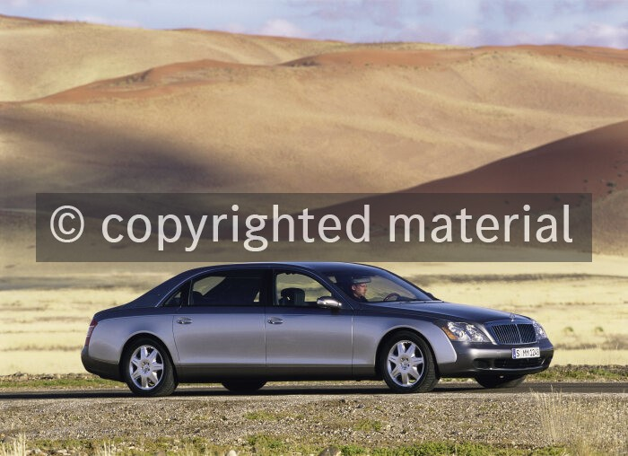 A2002F3577 The new Maybach 62 (2002)