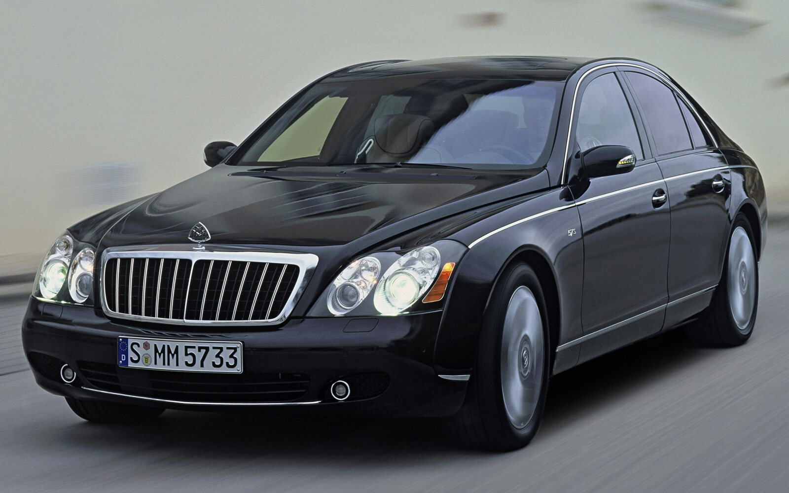 PKW4690050 Maybach 57 S