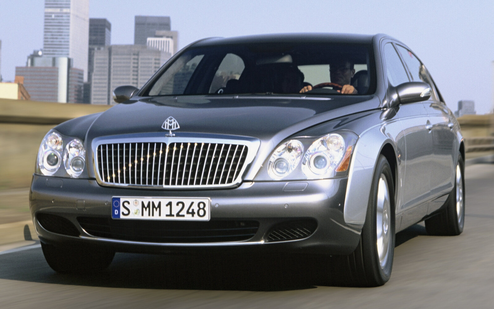 PKW4600020 Maybach 62, since 2002