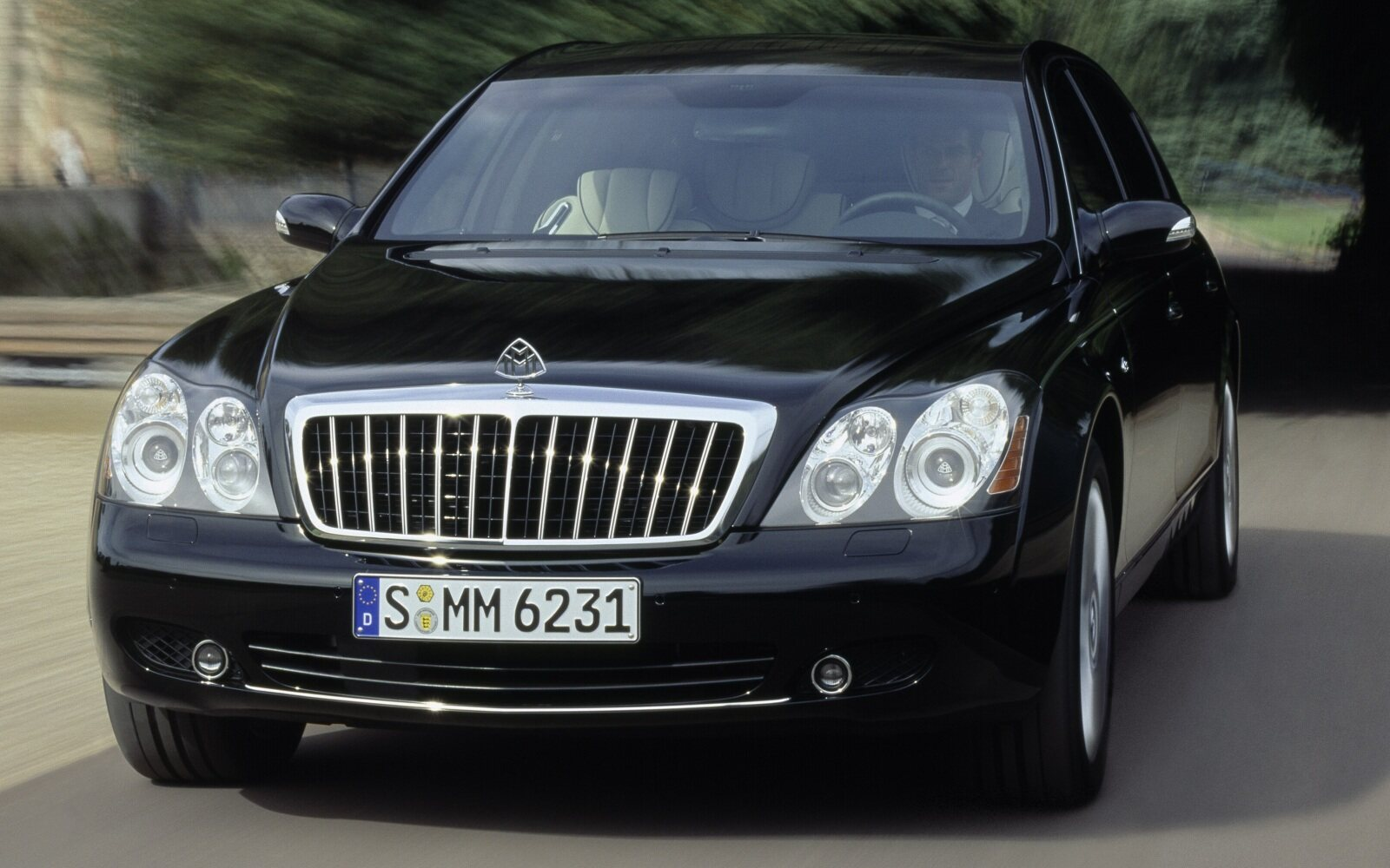 PKW4690585 Maybach 62 S