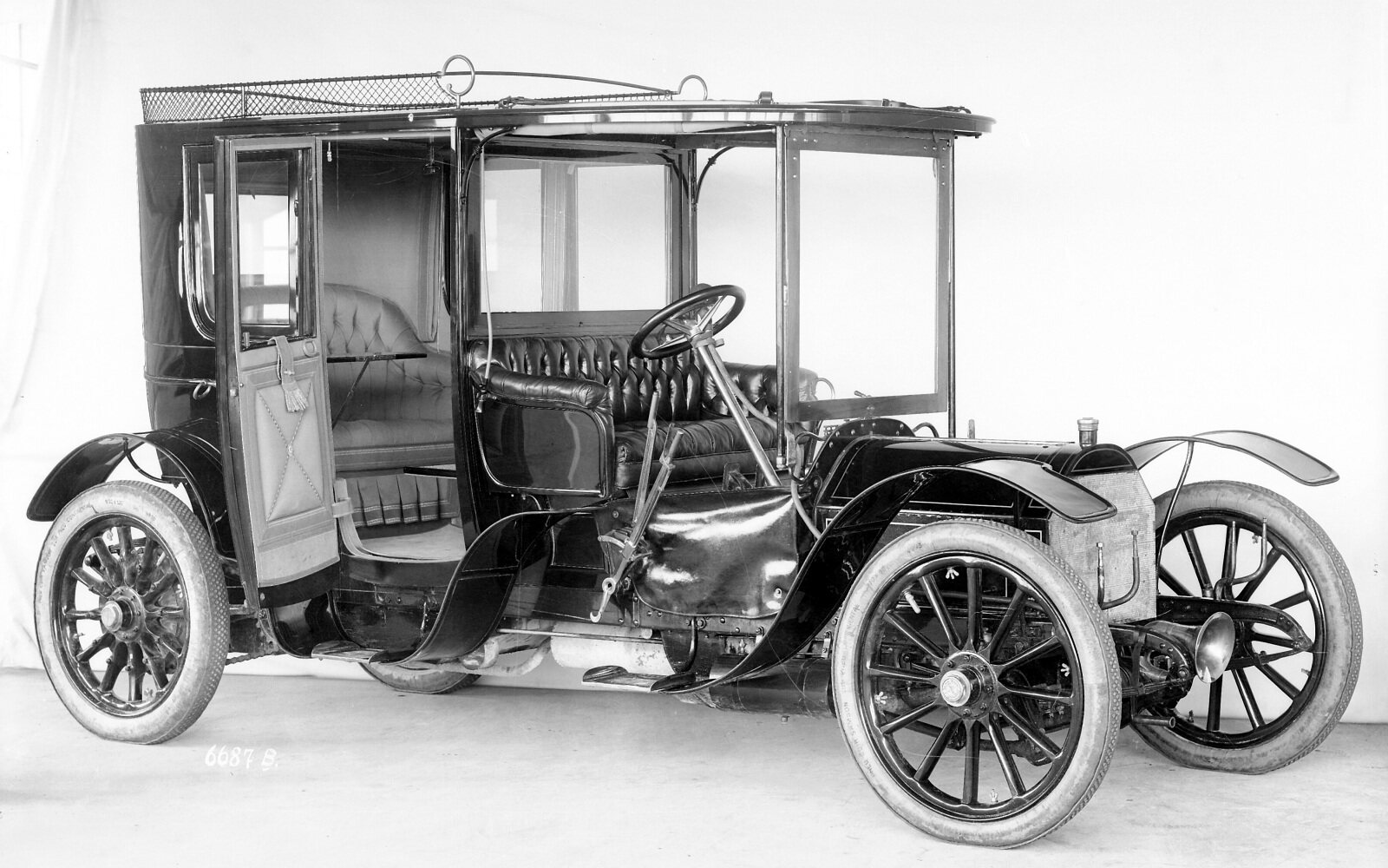 Mercedes-Simplex models, 1902 - Media Database