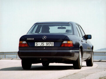 Mercedes-Benz Typ 300 D, 1989-93
