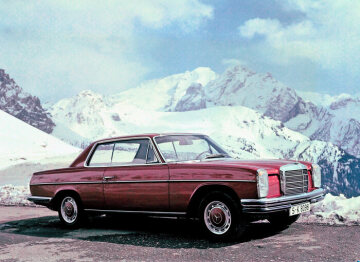 Mercedes-Benz Coupé der Baureihe 114
