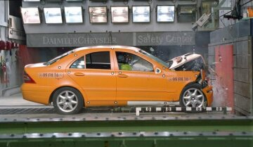 Mercedes-Benz C-Klasse, 